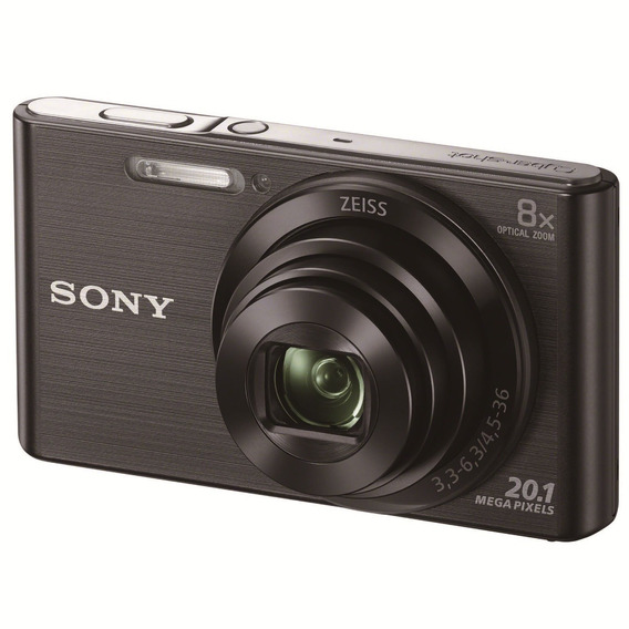 Sony W830 Cámara Digital +memoria De 16gb Y Estuche- 20mpix.