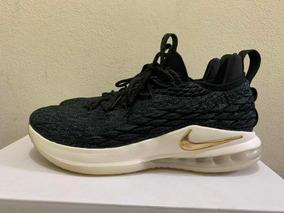 Tênis Nike Lebron Xv Low - 43 Brasil Usado Poucas Vezes