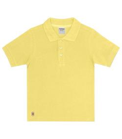 Camisa Polo Masculino Rovitex Kids
