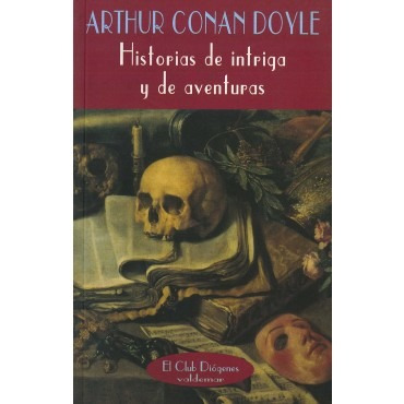 Imagen 1 de 3 de Historias De Intriga Y De Aventuras, Conan Doyle, Valdemar
