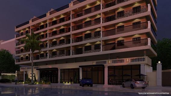 Lançamento Bairro Passagem Apartamento Com 02 Dormitórios À Venda, 71 M² - Cabo Frio/rj - Ap0665