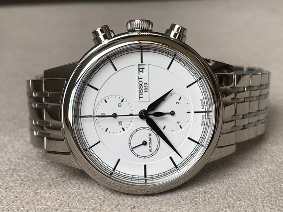 Relógio Tissot Carson Chronograph Automatic T0854271101100