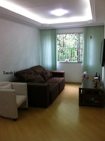Apartamento Para Venda Em São Paulo, Jardim D`abril, 3 Dormitórios, 1 Banheiro, 1 Vaga - 2604_2-1145162