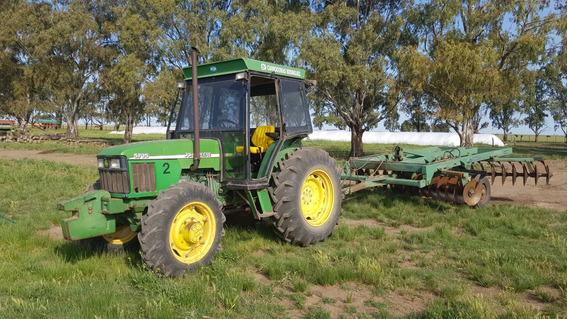 John Deere 5705 4x4 2006