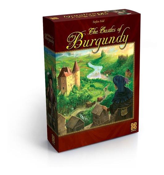 Jogo The Castles Of Burgundy Grow