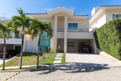 Casa Em De Lourdes, Fortaleza/ce De 350m² 4 Quartos À Venda Por R$ 1.800.000,00 - Ca161784