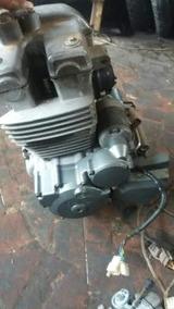 Motor Honda Twister Completo E Nf