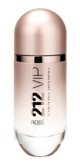 212 Vip Rosé Carolina Herrera - Perfume Feminino - Eau De Parfum 125ml