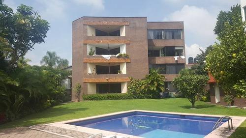 Departamento En Chapultepec / Cuernavaca - Iti-1001-de