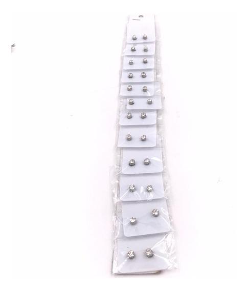 Promoção - 12 Par Brincos Ímã Ferro Magnético Forte - Oferta