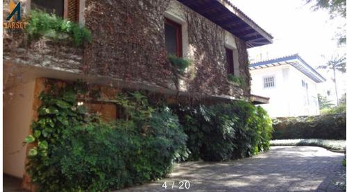Sobrado - Alto De Pinheiros - Ref: 7641 - L-7641