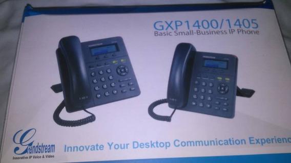 Telefono Gxp1400/1405 Grandstream Dos Llamadas Simultaneas