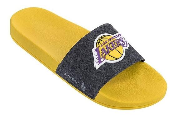 Chinelo Rider Nba Los Angeles Lakers Ii Gaspea Ad