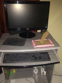 Computador Sem Cpu Com Mesa E Tudo Vendo