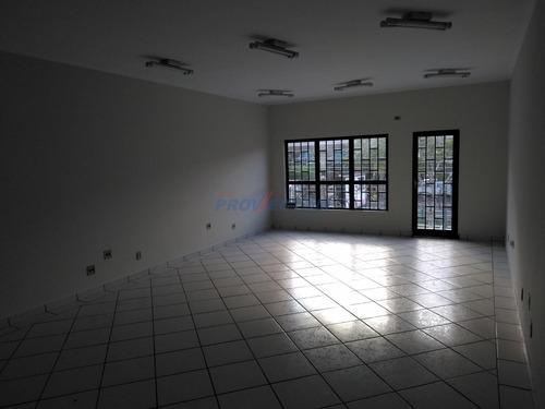 Sala Para Aluguel Em Vila Bissoto - Sa257951