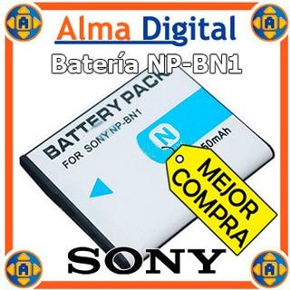 Bateria Np-bn1 Cámara Sony Dsc-tx5 T99 Tx7 Tx9 Tx10 Npbn1 N