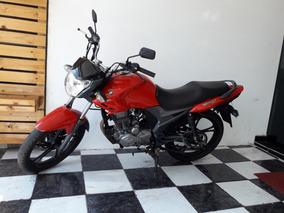 Dafra Riva 150 2014 Vermelha Tebi Motos