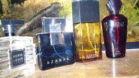 Frascos De Perfumes Vazios Para Coleção