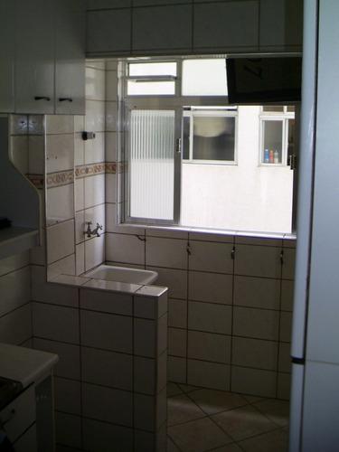 Imagem 1 de 14 de Apartamento São Vicente 01 Dormitorio