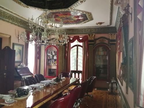 Hermosa Casa Estilo Porfiriano