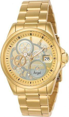 Relógio Invicta Angel Feminino Model 12551 C/nota Fiscal