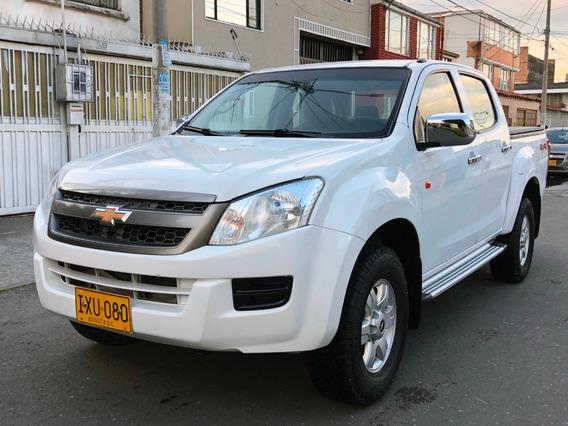 Chevrolet Luv D-max 4x4 2500cc Crdi Mt Aa Ab Abs
