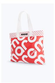 Bolsa Marc Jacobs M7000311 Vermelha/branco