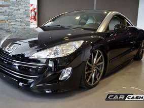 Peugeot Rcz 1.6 Thp 200cv 6mt - Carcash