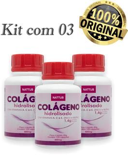 Colágeno 360 Cápsulas 500mg Imperdível Leve 03 Compre Agora.