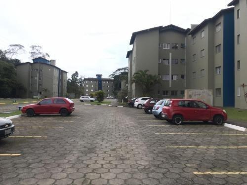 Apartamento Cdhu Localizado Bairro Sabaúna Ref. C1315 L C