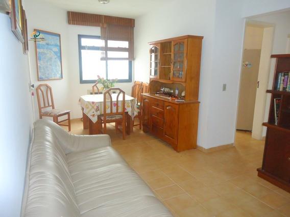 Apartamento Para Alugar No Bairro Astúrias Em Guarujá - Sp. - En110-3