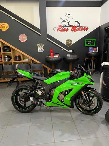 Kawasaki Ninja Zx 10 R