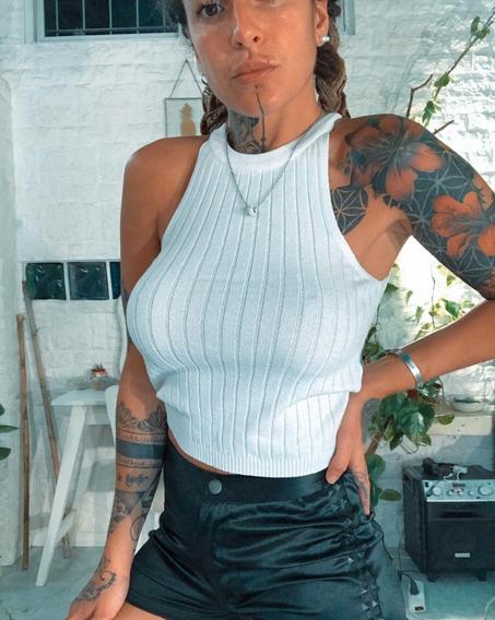 Blusa Remera De Musculosa De Dama Mujer Art 6829