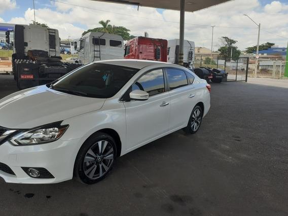 Nissan Sentra 2018 2.0 Sv Flex Aut. 4p