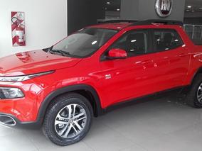 Fiat Toro Naftera Y Gnc $120.000 Y Cuotas $8721
