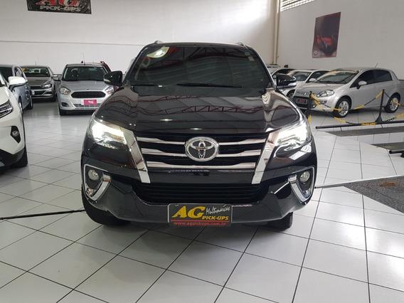 Toyota Hilux Sw4 Srx 2.8 Turbo 4x4 Só 27900km Blindada 2016