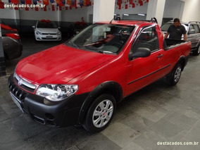 Fiat Strada 1.4 Fire Flex 2p Cabine Simples + D. Hidráulica