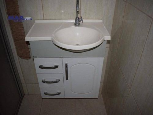 Imagem 1 de 3 de Apartamento Residencial À Venda, Jardim Las Palmas, Guarujá - . - Ap9572