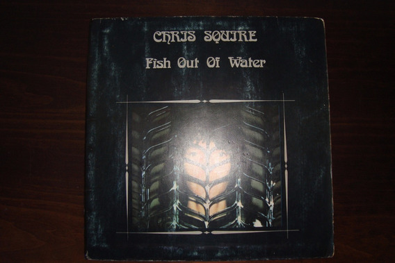 Disco Vinil Chris Squire - Fish Out Of Water - 1976