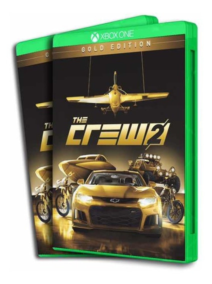The Crew® 2 - Edição Gold Xboxone