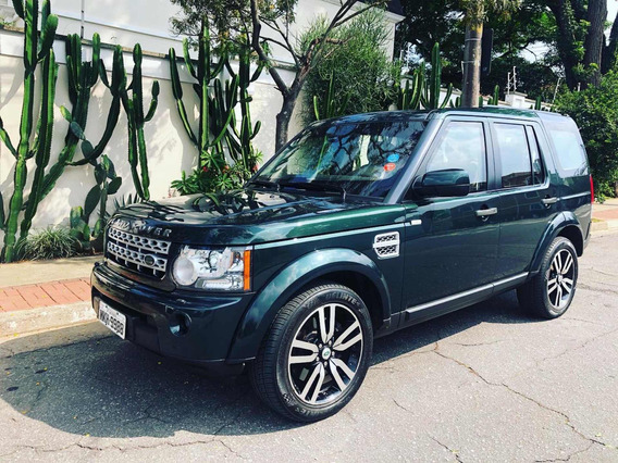 Land Rover Discovery 4 5.0 V8 Supercharged Blindado