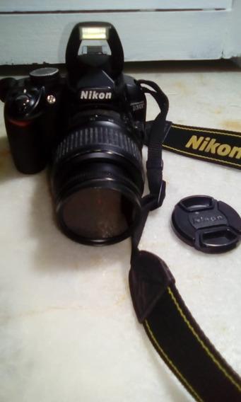 Camera Nikon D3100, Novinha...