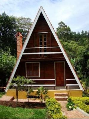 Casa Em Condomínio Com 3 Quartos Para Comprar No Aconchego Da Serra Em Itabirito/mg - 743
