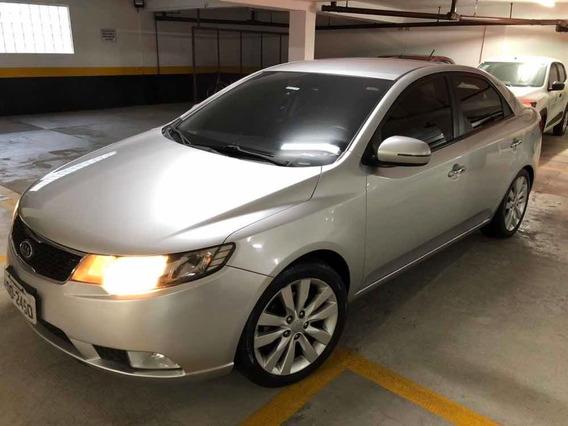 Kia Cerato 1.6 Sx Aut. 4p 2012