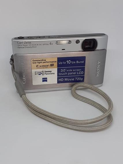 Câmera Sony Cyber-shot Digital Still Camera Dsc-tx1/h New