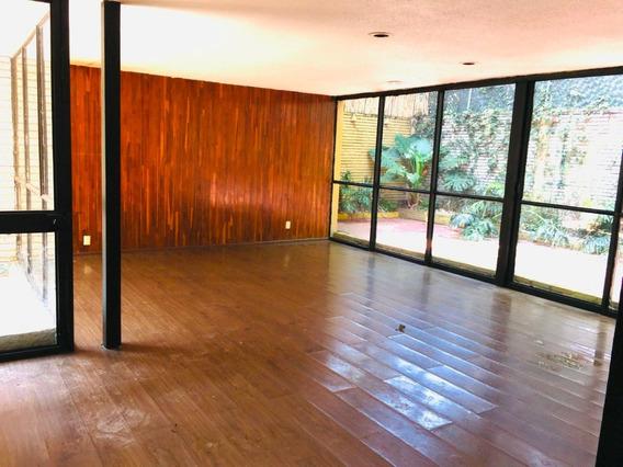 Casa En Renta, San Diego Churubusco, Coyoacan