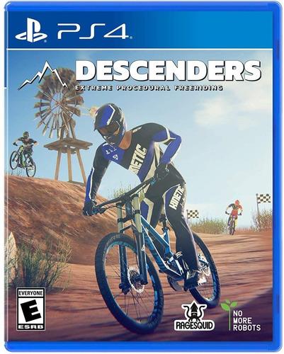 Ps4 Descenders / Fisico