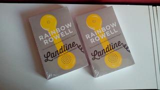 Landline (segundas Oportunidades) Rainbow Rowell