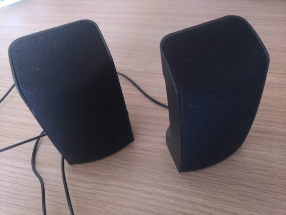 Par Caixas Acústicas Positivo Para Desktop / Notebook