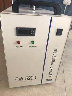 Chiller Industrial Cortadora Laser Co2 Cw5200